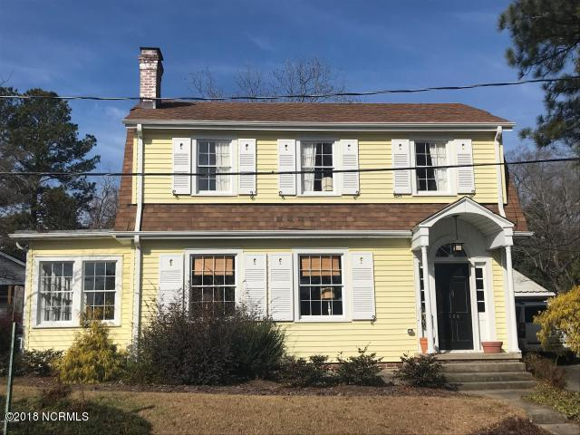 306 S Library Street, Greenville, NC 27858 (MLS #100117193) :: Berkshire Hathaway HomeServices Prime Properties