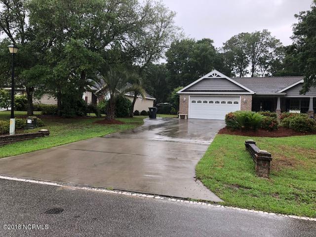 9136 Oak Ridge Plantation Drive SW, Calabash, NC 28467 (MLS #100117258) :: Courtney Carter Homes