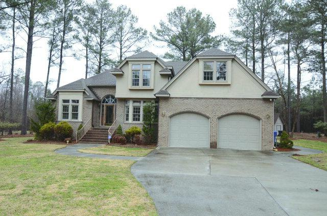 5112 N Masters Lane N, Wilson, NC 27896 (MLS #100117354) :: RE/MAX Elite Realty Group
