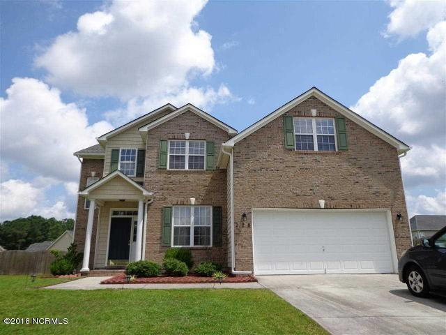 228 Stagecoach Drive, Jacksonville, NC 28546 (MLS #100117832) :: RE/MAX Elite Realty Group