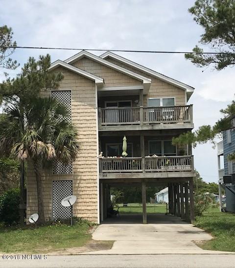 208 Greenville Avenue, Carolina Beach, NC 28428 (MLS #100117840) :: RE/MAX Essential