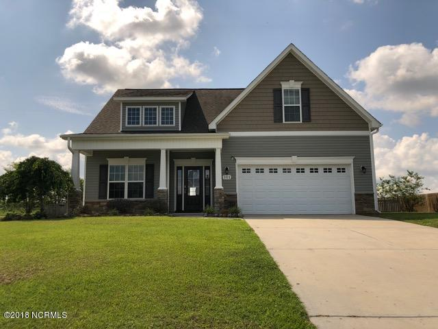 301 Maidstone Drive, Richlands, NC 28574 (MLS #100117976) :: Harrison Dorn Realty