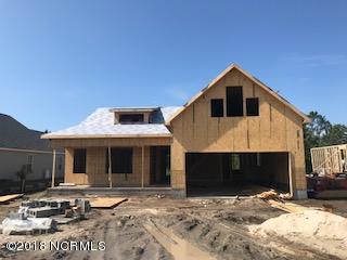417 Pebble Shore Drive, Sneads Ferry, NC 28460 (MLS #100118046) :: Century 21 Sweyer & Associates