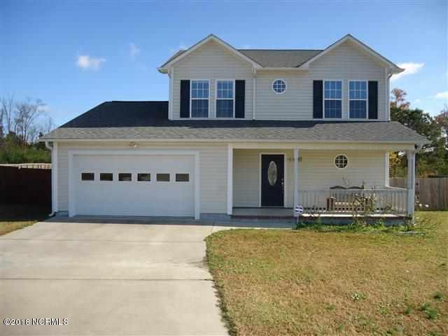 406 Silva Cove, Richlands, NC 28574 (MLS #100119016) :: Berkshire Hathaway HomeServices Prime Properties