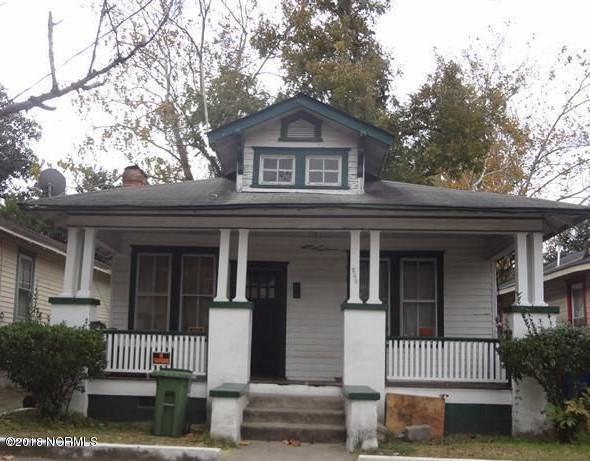 209 N 11th Street, Wilmington, NC 28401 (MLS #100119079) :: Berkshire Hathaway HomeServices Prime Properties