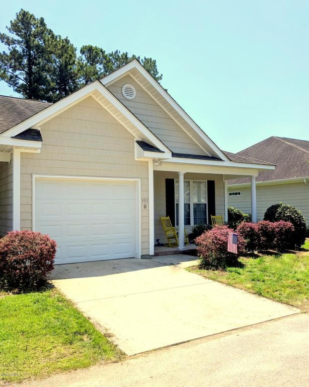 101 Thrasher Court D, Hampstead, NC 28443 (MLS #100119244) :: RE/MAX Elite Realty Group