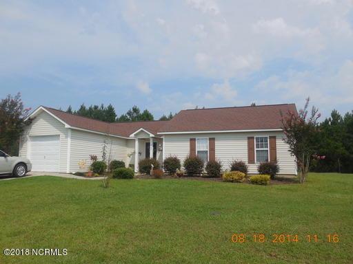 202 Woodbine Terrace, Burgaw, NC 28425 (MLS #100119454) :: The Keith Beatty Team