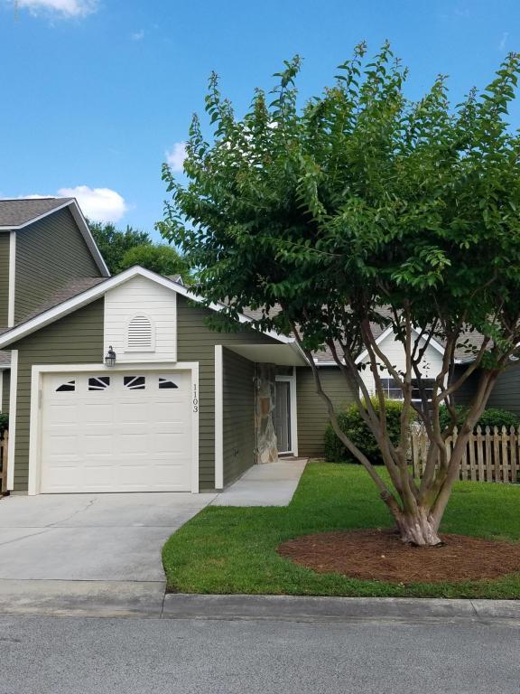 1103 Cedarwood Village, Morehead City, NC 28557 (MLS #100119546) :: The Oceanaire Realty