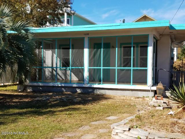 1608 Bonito Lane, Carolina Beach, NC 28428 (MLS #100120078) :: Berkshire Hathaway HomeServices Prime Properties