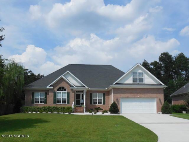 268 Foxwood Lane, Wilmington, NC 28409 (MLS #100120120) :: The Keith Beatty Team