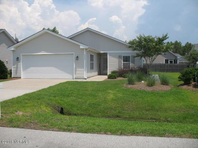 4403 Southern Pine Drive SE, Southport, NC 28461 (MLS #100120461) :: Harrison Dorn Realty