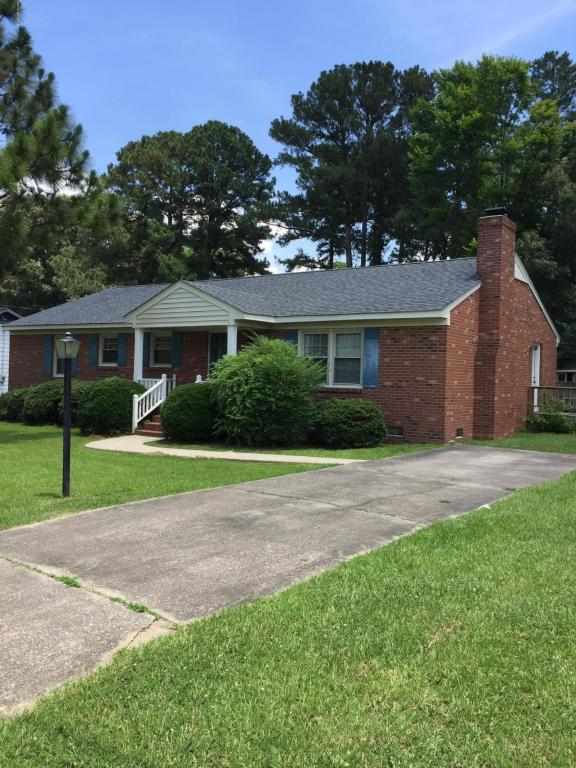 1303 Woodgreen Road, Tarboro, NC 27886 (MLS #100120998) :: Berkshire Hathaway HomeServices Prime Properties