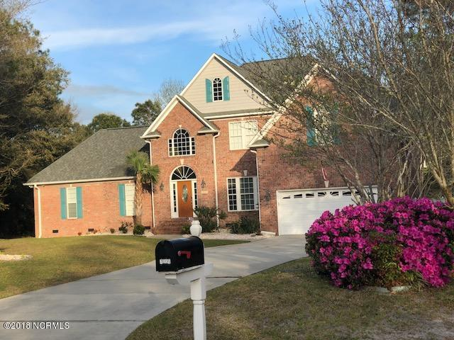 7005 Poplar Knoll Court, Wilmington, NC 28409 (MLS #100121521) :: RE/MAX Elite Realty Group