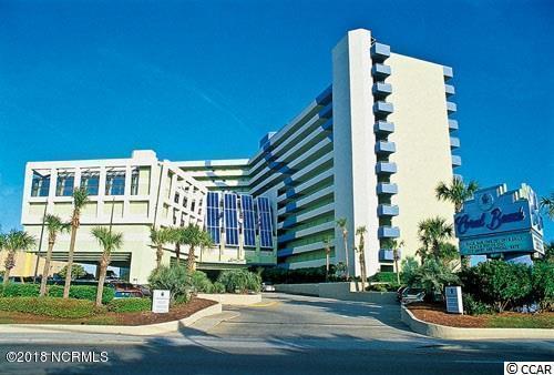 1105 S Ocean Boulevard #504, Myrtle Beach, SC 29577 (MLS #100121552) :: SC Beach Real Estate
