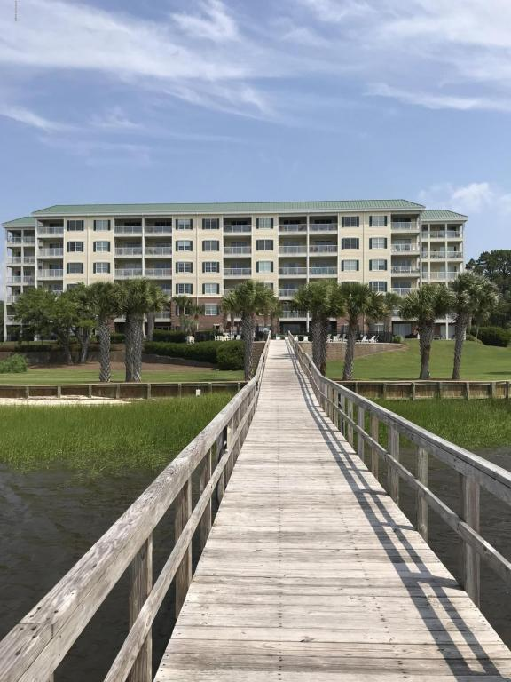 7265 Seashell Lane SW #206, Ocean Isle Beach, NC 28469 (MLS #100121555) :: Donna & Team New Bern