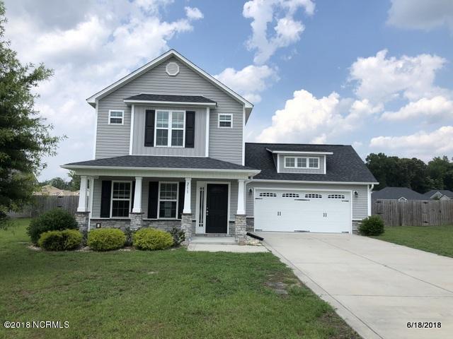 211 Adagio Trail, Richlands, NC 28574 (MLS #100121576) :: Courtney Carter Homes