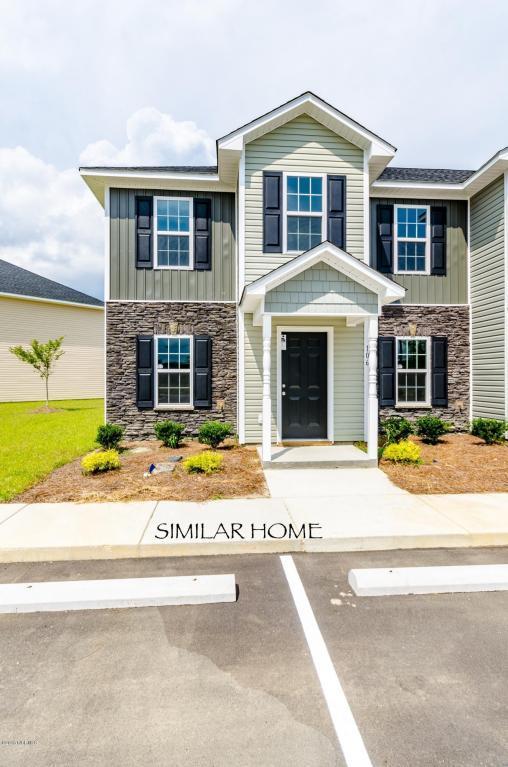 207 East Murrow Lane, Jacksonville, NC 28546 (MLS #100121718) :: Terri Alphin Smith & Co.