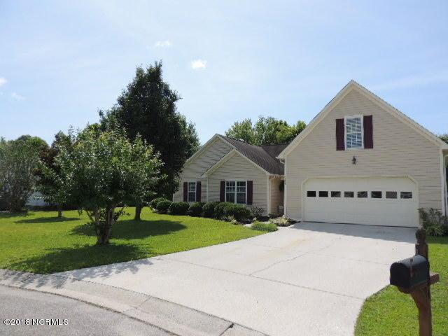 1504 Flushing Drive, Wilmington, NC 28411 (MLS #100121862) :: RE/MAX Essential