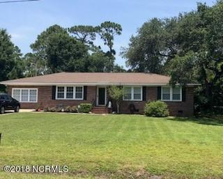 210 Mohawk Trail, Wilmington, NC 28409 (MLS #100121928) :: Courtney Carter Homes