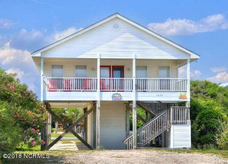 1624 E Beach Drive, Oak Island, NC 28465 (MLS #100122177) :: The Oceanaire Realty