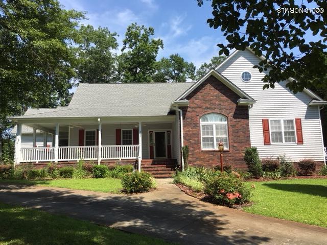4929 Woodcrest Drive, Castle Hayne, NC 28429 (MLS #100122180) :: Harrison Dorn Realty
