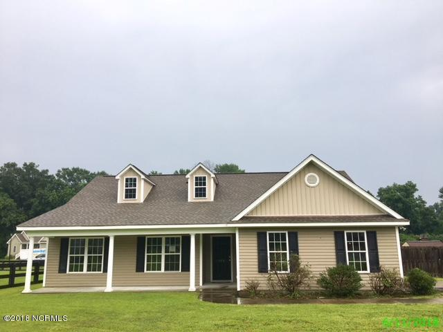 168 Backfield Place, Jacksonville, NC 28540 (MLS #100122330) :: RE/MAX Elite Realty Group