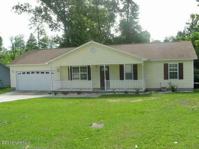 234 Regalwood Drive, Jacksonville, NC 28546 (MLS #100122415) :: The Keith Beatty Team