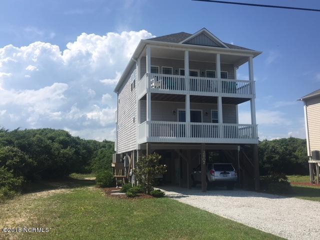 2807 Island Drive, North Topsail Beach, NC 28460 (MLS #100122439) :: RE/MAX Essential