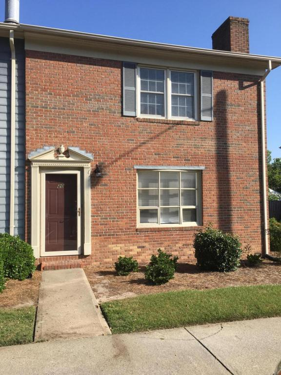 100 David Drive E20, Greenville, NC 27858 (MLS #100122449) :: Century 21 Sweyer & Associates