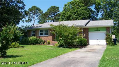 214 Pine Dale Road, Havelock, NC 28532 (MLS #100122497) :: RE/MAX Essential
