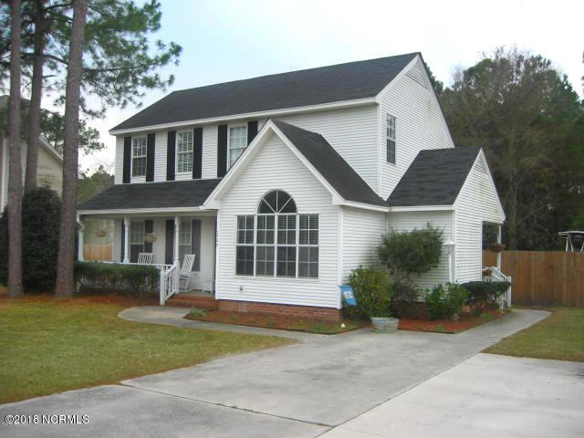 1505 Covey Lane, Wilmington, NC 28411 (MLS #100122540) :: RE/MAX Essential