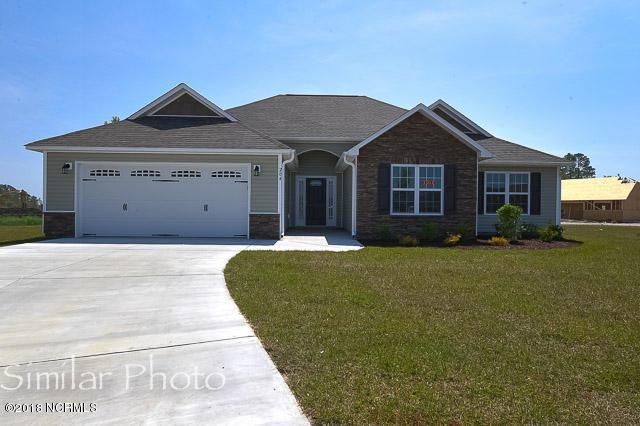 242 Wood House Drive, Jacksonville, NC 28546 (MLS #100122951) :: Coldwell Banker Sea Coast Advantage
