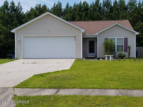 208 Woodbine Terrace, Burgaw, NC 28425 (MLS #100123347) :: The Keith Beatty Team