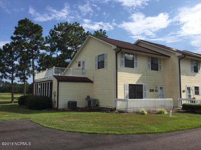 501 Country Club Villa Drive #5, Shallotte, NC 28470 (MLS #100123600) :: RE/MAX Essential