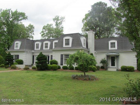 302 Country Club Drive, Greenville, NC 27834 (MLS #100123683) :: Berkshire Hathaway HomeServices Prime Properties
