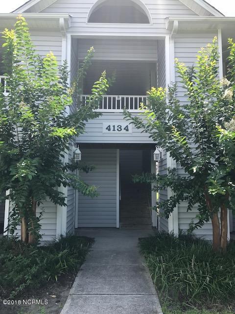 4134 Breezewood Drive #104, Wilmington, NC 28412 (MLS #100123961) :: David Cummings Real Estate Team