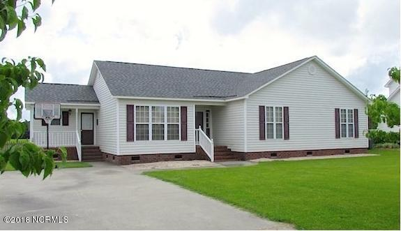 554 Huff Drive, Winterville, NC 28590 (MLS #100124159) :: Harrison Dorn Realty