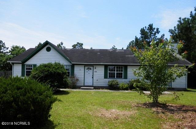105 Curry Court, Hubert, NC 28539 (MLS #100124407) :: Harrison Dorn Realty