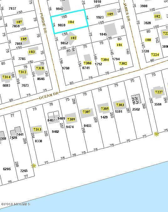 104 Purdie Drive, Emerald Isle, NC 28594 (MLS #100124491) :: The Keith Beatty Team