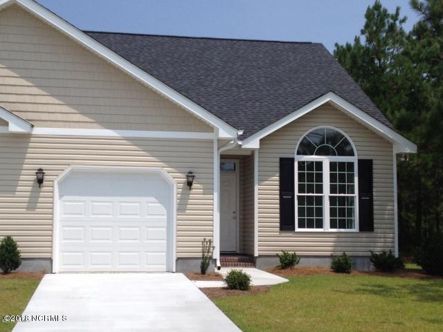 3310 Hogan Court B, Morehead City, NC 28557 (MLS #100124543) :: Century 21 Sweyer & Associates