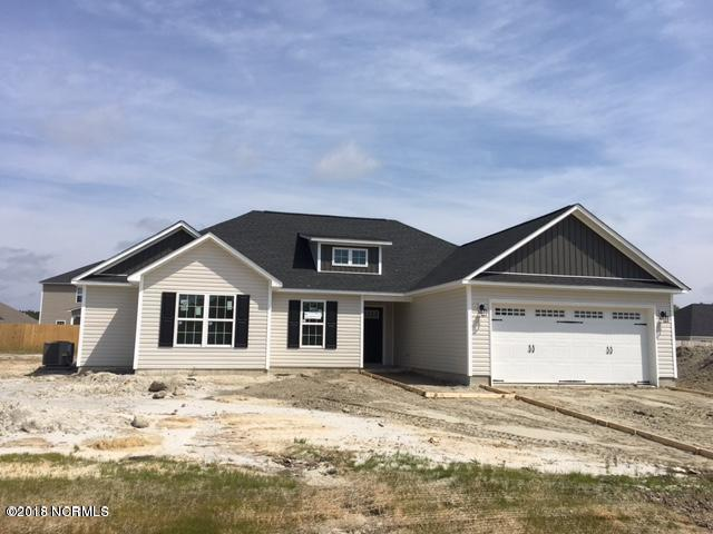 800 Tigers Eye Court, Jacksonville, NC 28546 (MLS #100124624) :: The Keith Beatty Team