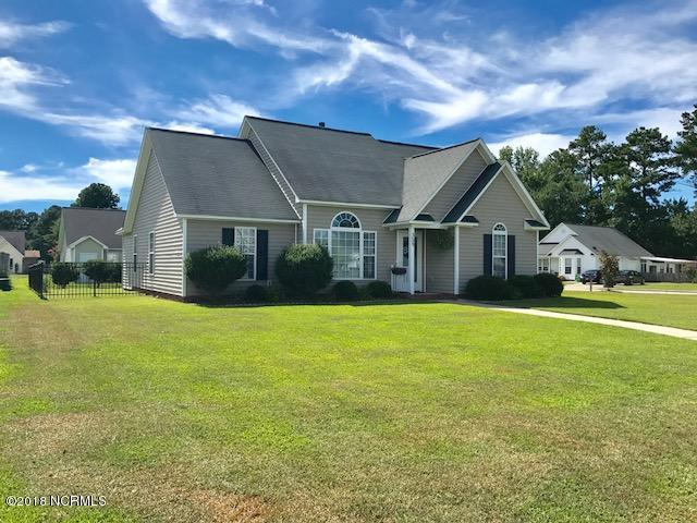 358 Johnson Lane, Winterville, NC 28590 (MLS #100124722) :: Berkshire Hathaway HomeServices Prime Properties