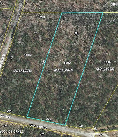 Lot 88 Paul Street, Chocowinity, NC 27817 (MLS #100124815) :: Courtney Carter Homes