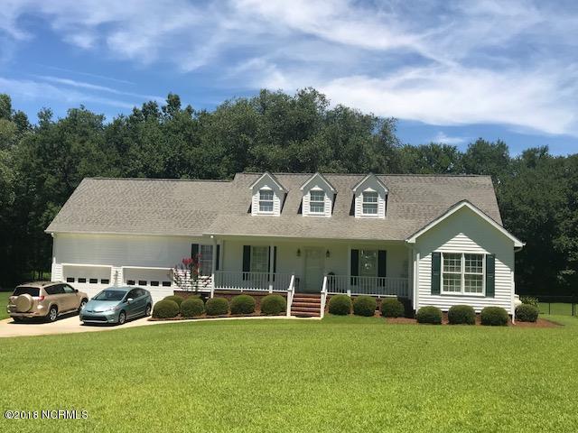 2863 Susan Gray Court, Kinston, NC 28504 (MLS #100124830) :: Berkshire Hathaway HomeServices Prime Properties