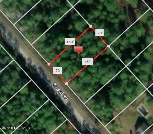121 Russell (+15 Lots) Road, Southport, NC 28461 (MLS #100124971) :: Harrison Dorn Realty