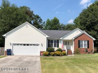 205 English Walnut Drive, Richlands, NC 28574 (MLS #100125185) :: RE/MAX Elite Realty Group