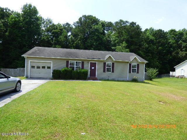 244 S Creek Drive, Jacksonville, NC 28540 (MLS #100125340) :: Century 21 Sweyer & Associates