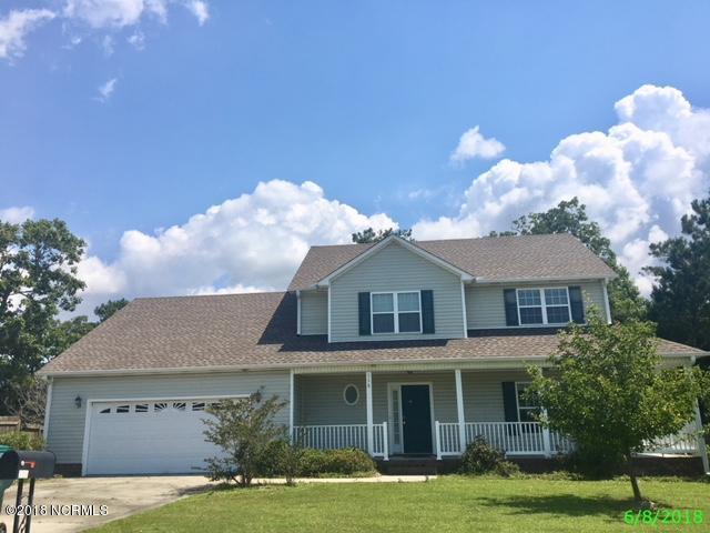 116 Cormorant Drive, Swansboro, NC 28584 (MLS #100125376) :: RE/MAX Elite Realty Group