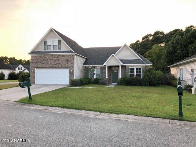 4624 Pineview Drive, Wilmington, NC 28412 (MLS #100125436) :: Harrison Dorn Realty