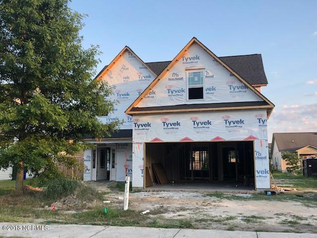 2325 Great Laurel Court, Greenville, NC 27834 (MLS #100125671) :: Berkshire Hathaway HomeServices Prime Properties